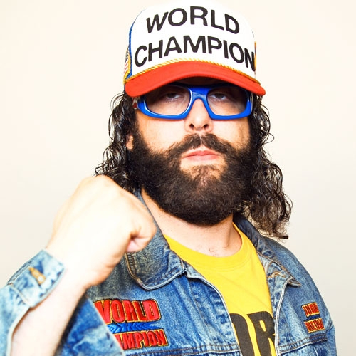 To-do List: Judah Friedlander & Marco Benevento by Alex Bieler