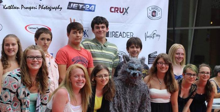 Middle School Movie Moguls by Jim Wertz