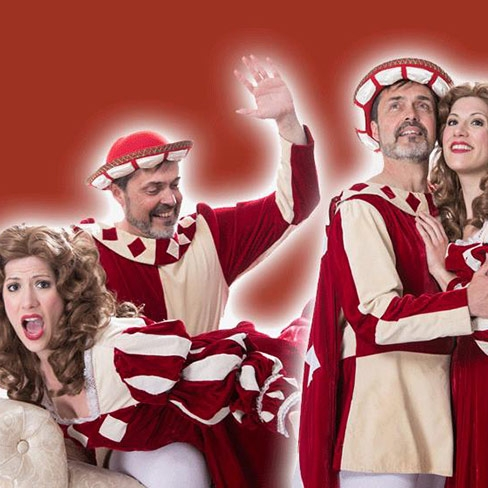 Erie Playhouse Presents Kiss Me, Kate by Gregory Greenleaf-Knepp