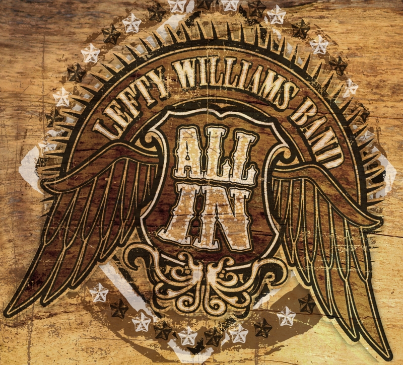 Lefty Williams // All In by Cory Vaillancourt