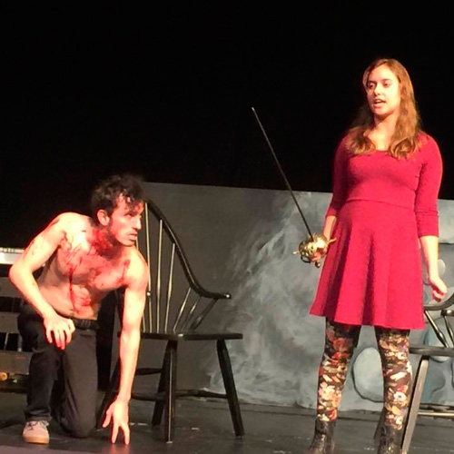 Laugh/Riot Performing Arts Company Brings Shakespeare's Macbeth to the 'Boro by Sara Toth