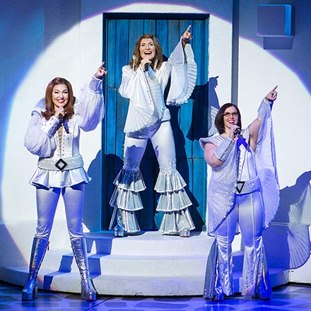 Mamma Mia! Comes to Erie by Tracy Geibel