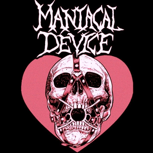 Maniacal Device // Love Skull by Nick Warren