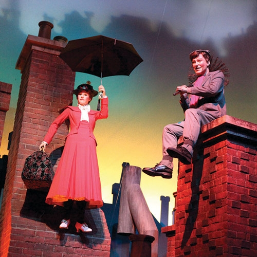 Mercyhurst Prep Performs Mary Poppins by Tracy Geibel