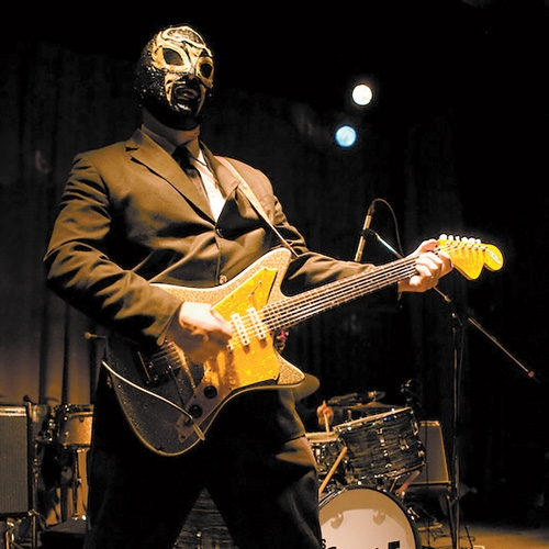 8 Great Tuesdays presents Los Straightjackets, Daybreak Radio by Ryan Smith