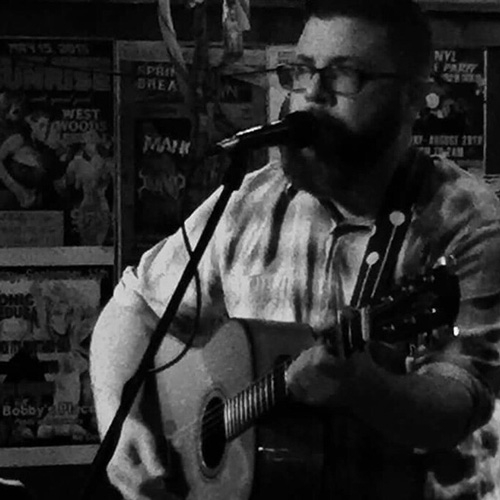 Tyler Smilo and Matt Texter Tell Their Troubadour Tales at Bobby's Place by Ryan Smith