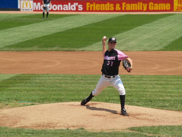 MLB Pitching Prospect: Jacob Turner by Jay Stevens