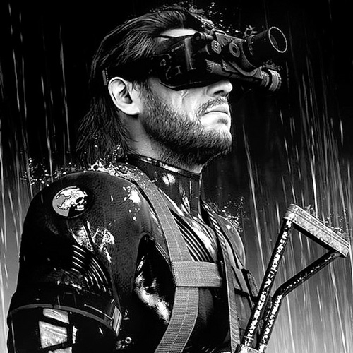 Geeked Out: Metal Gear Solid 5 by John Lindvay