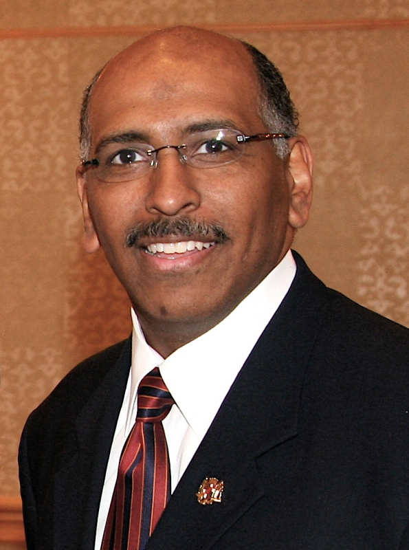 A Conversation with Michael Steele by Jim Wertz