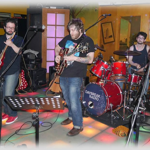 Daybreak Radio Joins Sean Patrick and the Newgrass Revolution at The Brewerie by Alex Bieler