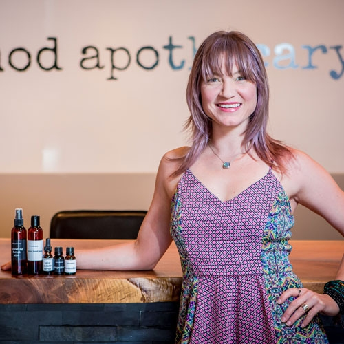 Mod Apothecary Opens in Colony Plaza by Sara Toth