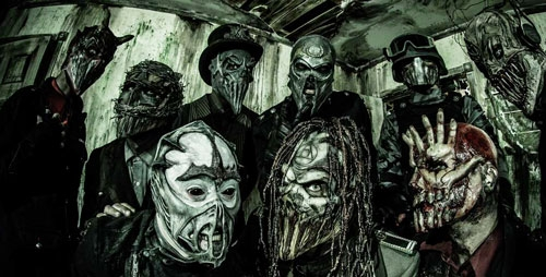 Nü Metal Rockers Mushroomhead Return to Erie by Tommy Shannon