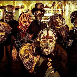 Cleveland's Mushroomhead Make a Return Trip to Sherlock's by Tommy Shannon