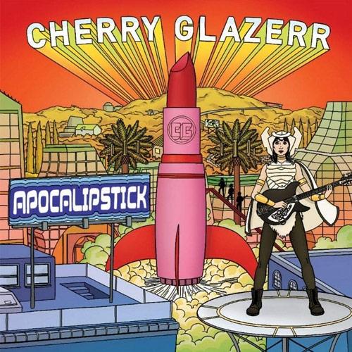 Cherry Glazerr // Apocalipstick by Nick Warren