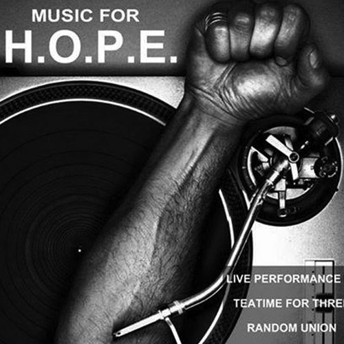Music for H.O.P.E. by Alex Bieler