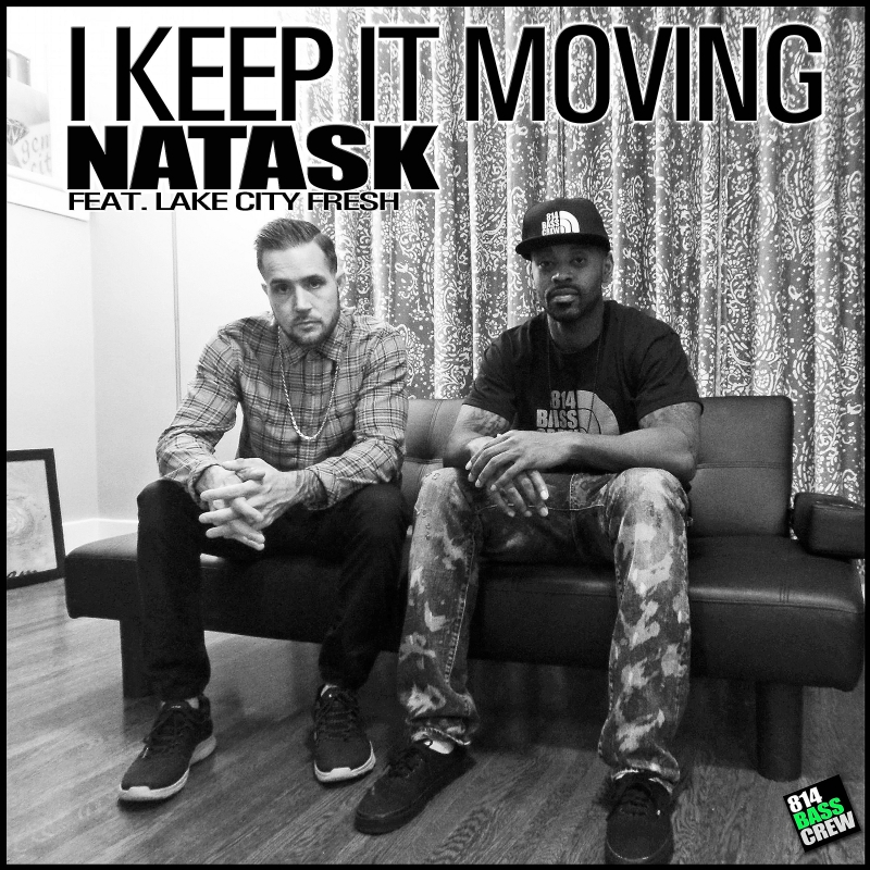 NatasK // I Keep It Moving by Ben Speggen