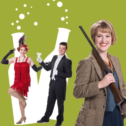 Nice Work If You Can Get It Brings 20s Charm to Erie Playhouse by Gregory Greenleaf-Knepp