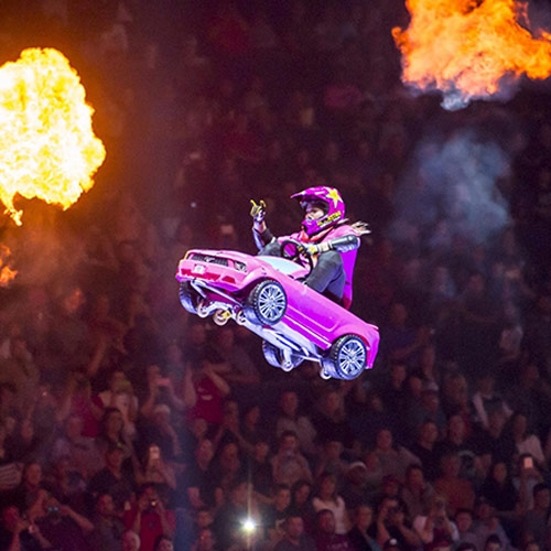 Nitro Circus Much Too Extreme for the Big Top by Matt Swanseger