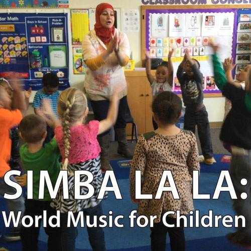 Old Songs New Opportunities // Simba La La: World Music for Children by Nick Warren