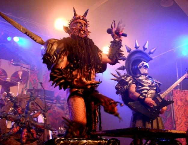 Watch GWAR Cover Pet Shop Boys by Alex Bieler