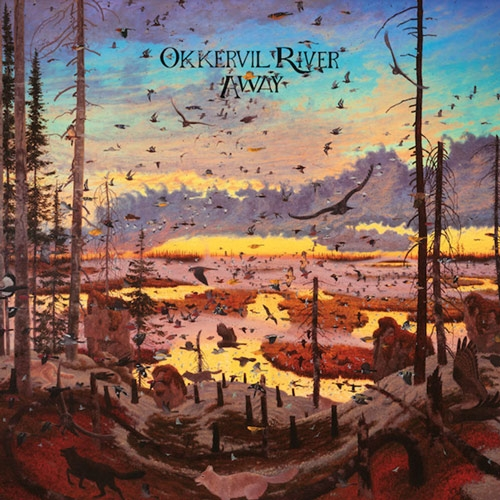 Okkervil River // Away by Nick Warren