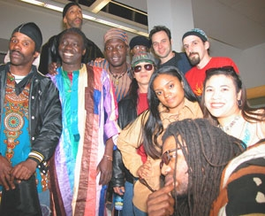 One World Tribe Celebrates 20th Anniversary at 8 Great Tuesdays by Ryan Smith