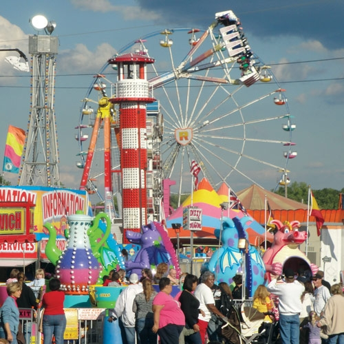 Your Guide to 2016 Fairs by Tracy Geibel