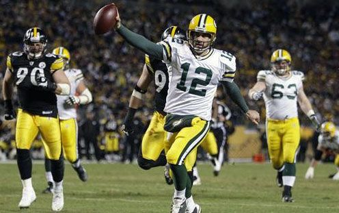 Super Bowl XLV Recap by Christina Alexander