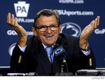 Paterno: The Weekend > Child Rape by Jay Stevens