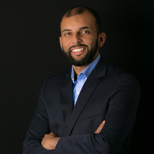 Talk to Me: Qasim Rashid on Islam and America by Lisa Gensheimer