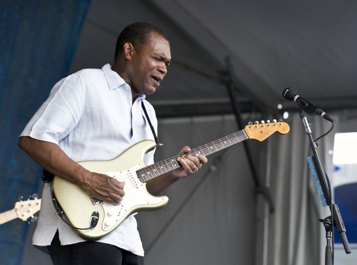 Robert Cray's World by Cory Vaillancourt