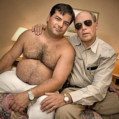 Randy & Mr. Lahey Bring their Trailer Park Romance to Basement Transmissions by Angie Jeffery