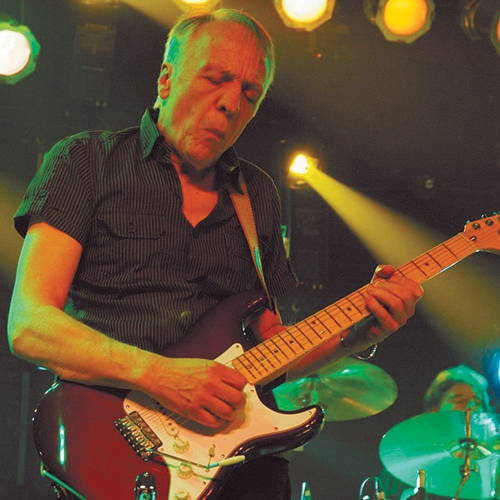 Robin Trower Brings Ferocious Fretwork to the Warner Theatre by Matt Swanseger