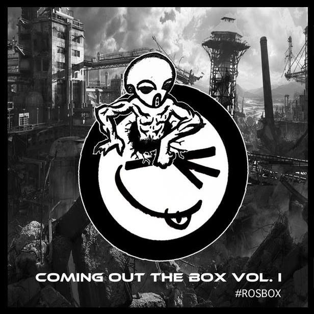 #Rosbox: Coming Out the Box Vol.1 // Various Artists by Cory Vaillancourt