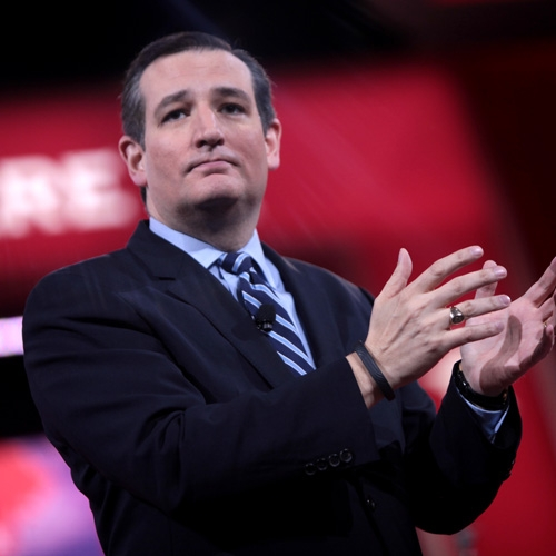 Street Corner Soapbox: Ted Cruz and Climate Change Denialism by Jay Stevens