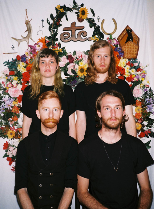 Saintseneca Q&A by Alex Bieler