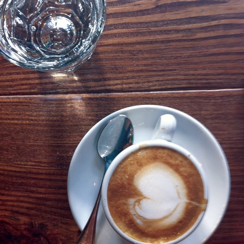 Erie's Best Coffee by Angie Jeffery
