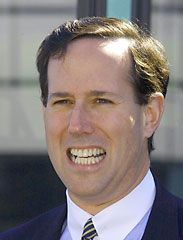 Santorum Unfit to be President Say Pennsylvania Republicans by Jay Stevens