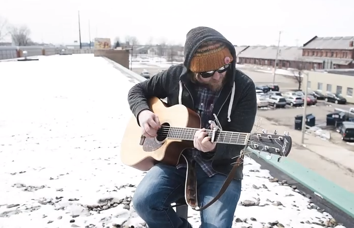 Watch Tyler Smilo's Latest Rooftop Sessions by Alex Bieler