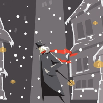 Erie Playhouse Has a Scrooge Loose by Matt Swanseger