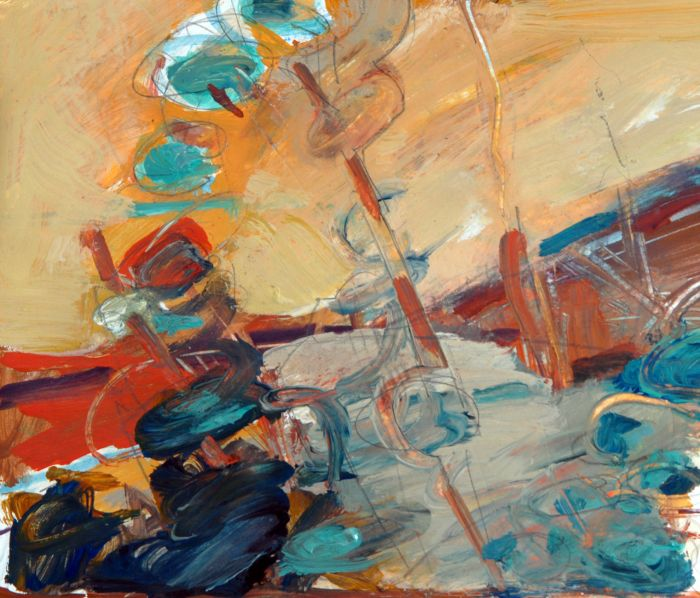 Visual Experiences: Take Another Look: Paintings, Sculptures, and Tinscapes by Ron Bayuzick by