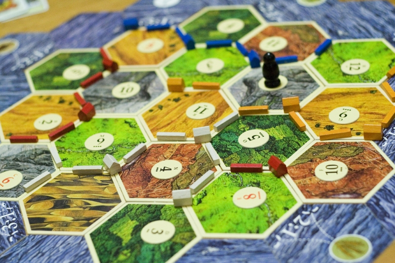 Packers Players Love Settlers of Catan by Alex Bieler