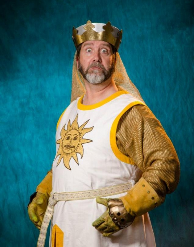 Q&A with Spamalot star Shawn Clerkin by Alex Bieler