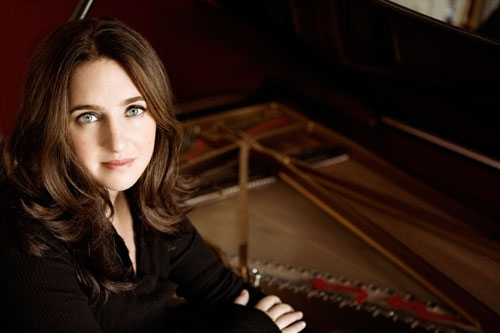 Acclaimed Pianist Simone Dinnerstein Joins Erie Philharmonic by Sara Toth