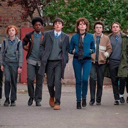 Fall in Love and Start a Band on Sing Street by Dan Schank