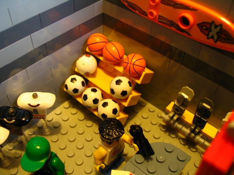 Sports Corner by Adam Unger
