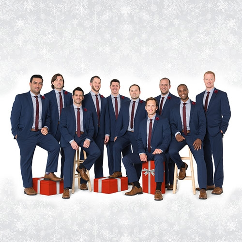 Holiday Merriment Brought by Straight No Chaser by Miriam Lamey