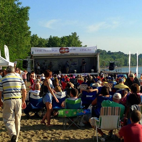 UPMC Sunset Music Series Gives Audiences that Summer Feeling by Tracy Geibel