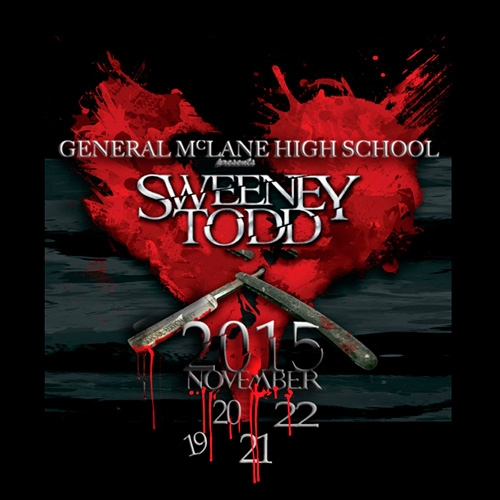 "GMHS Stages Sweeney Todd: ""A Perverse Tale of the Victorian-era Underclass."" by Gregory Greenleaf-Knepp"