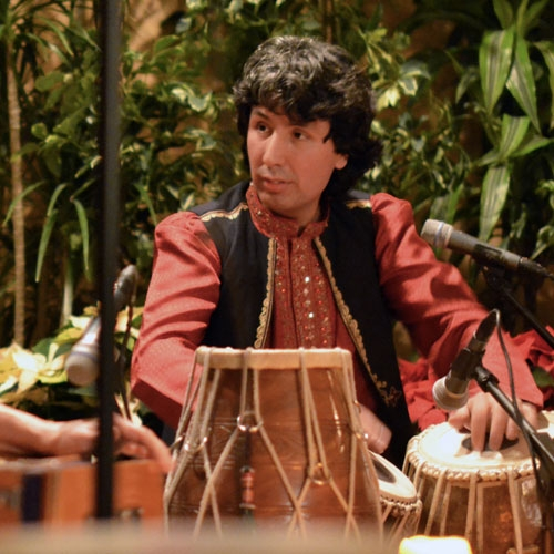 Tabla for Two Returns to Erie by Ben Speggen